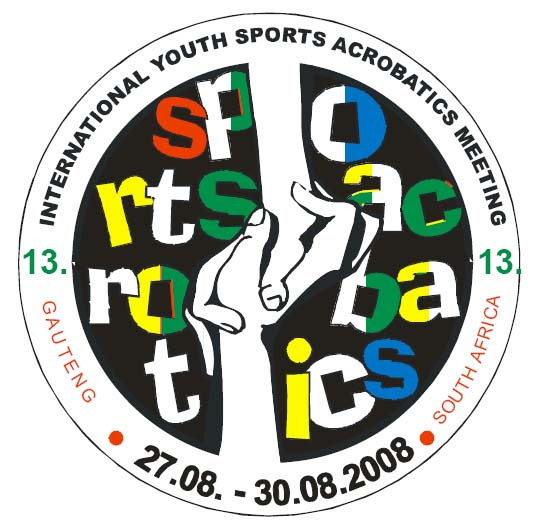 Logo Sportakrobatik-Meeting 2008