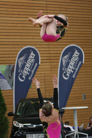 ACRO-CUP-Sieger Age Group