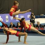 WEITERER STARTPLATZ bei den World Games