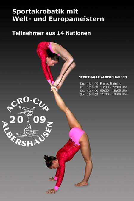 Plakat Acro Cup