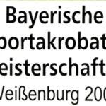 Bayerische Meisterschaft