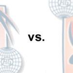 Sportakrobatik vs. Trampolin