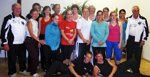 Trainerausbildung in Mainz