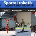 Bayerischer Sportakrobatik Verband wieder online