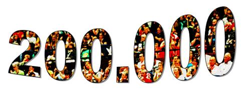 200.000 Besucher