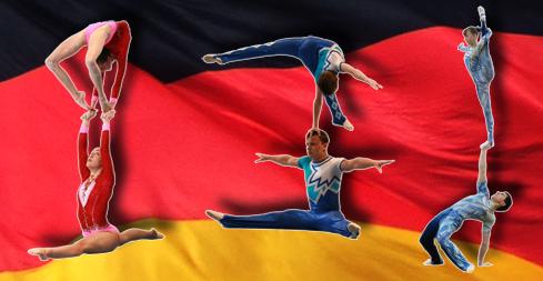 Europameisterschaft Sportakrobatik