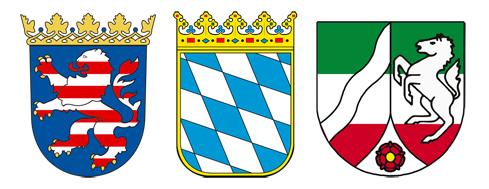 Hessen Bayern NRW