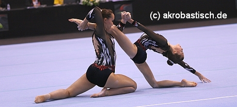 Janina Hiller und Sophia Müller