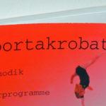 Sportakrobatik. Methodik und Lehrprogramme.