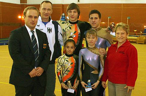 Der SC Hoyerswerda beim Bondarev Cup