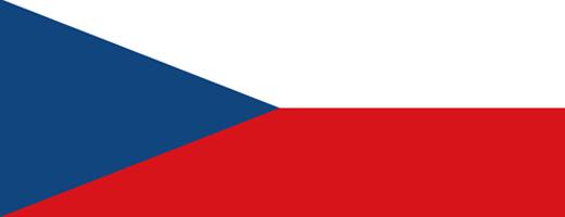Die tschechischen Farben