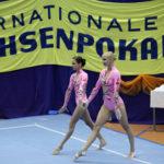 """""""Kleine Weltmeisterschaft"""" mit Sportakrobaten aus elf Nationen"""