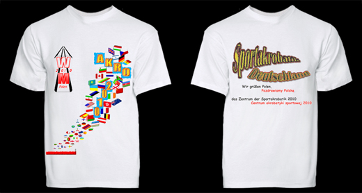 """""""AKRO 2010""""-WM-Shirt"""