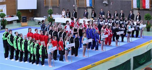 Deutsche Mannschafts-Meisterschaft der Schüler und Jugend in Weißenburg