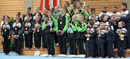 Die Sieger der DMM der Schüler und Jugend 2010