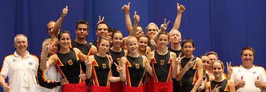 Team Germany!!!