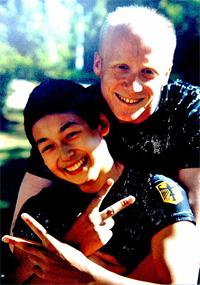 Marco Lamm und Maximilian Dao