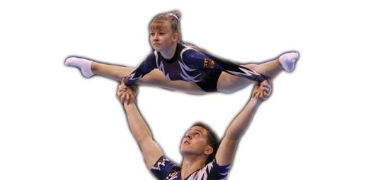 Denny Böttcher  und Annika Grader