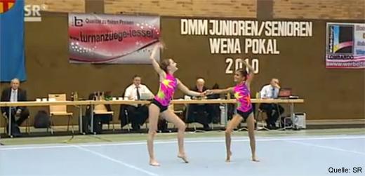 Deutsche Mannschafts-Meisterschaft der Junioren und Senioren und WeNa-Pokal 2010 in Schwalbach