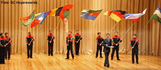 Bondarev Cup: Eröffnungsfeier