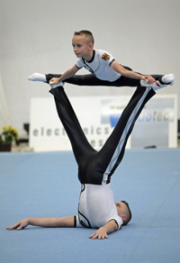 Nikolaj Dewataikin und Michail Kraft