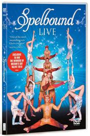 Spelbound auf DVD