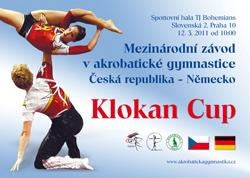 Klokan Cup in Prag