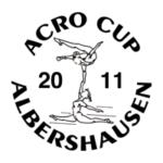 Acro Cup wieder mit Weltmeistern