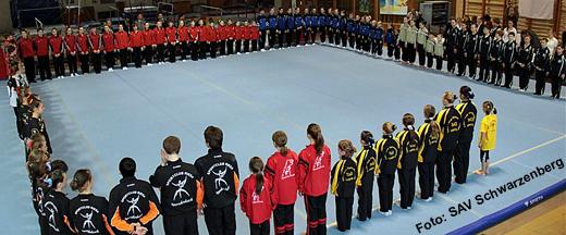 Sächsische Meisterschaft Schüler & Jugend