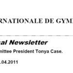Neue Regeln (1): International