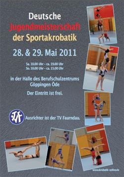 Deutsche Meisterschaft   der Jugend
