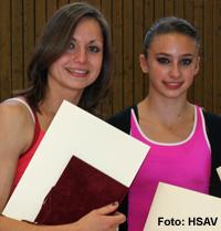 Katrin Borchert und Daniela Mehlhaff
