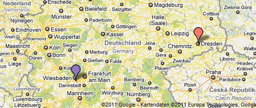 Vor der Sommerpause noch nach Mainz und Dresden