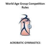 Neues Regelwerk für die Age Group