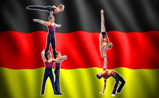 Deutschlands Finalisten bei der Jugend-EM