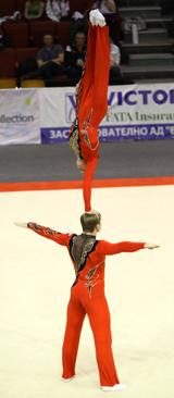 Alexey Dudchenko und Konstantin Pilipchuk