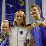 Varna, Tag 4: Bronze für Tim Sebastian und Rosa Löhmann