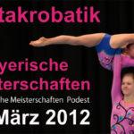 Titelkämpfe im bayerischen Landesleistungszentrum