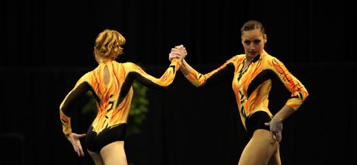 Katrin Borchert und Sophie Brühmann