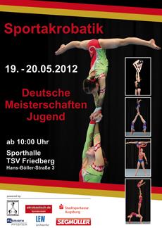 Deutsche Meisterschaft Jugend in Friedberg