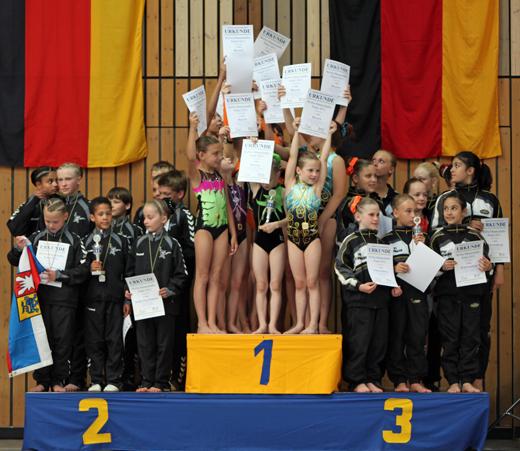 Die Gewinner des WeNa-Pokals