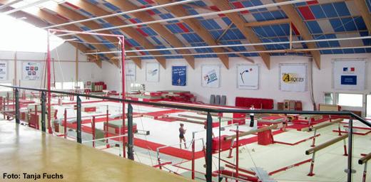Genialer Sportkomplex in Arques