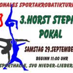 Viel Nachwuchs beim dritten Horst Stephan Pokal in Nieder-Liebersbach
