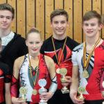 DM in Ebersbach (1): Von der Champions und der Europa League…