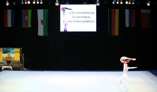 Sachsenpokal in Riesa