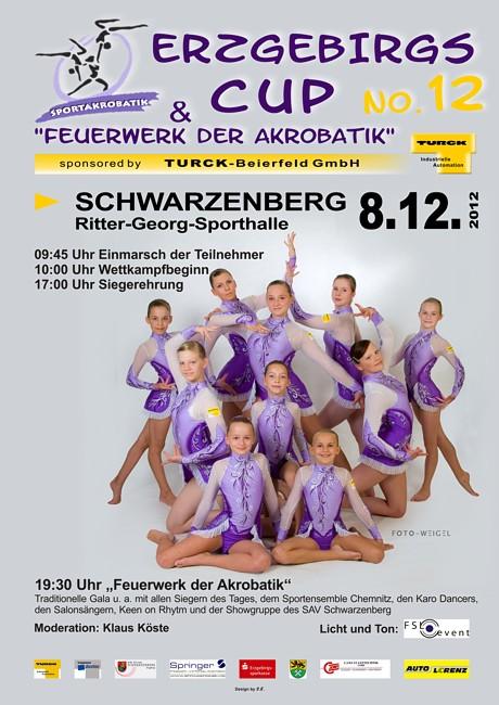 Erzgebirgscup in Schwarzenberg