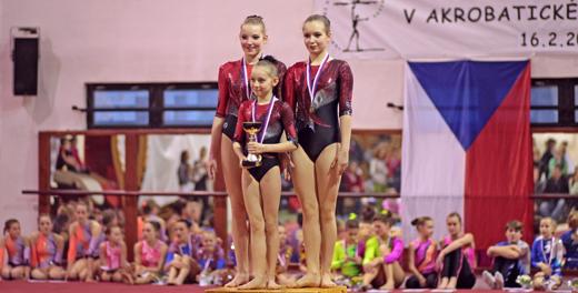 Tagessieg für Sarah Arndt, Anika Liebelt und Johanna Schmalfuß