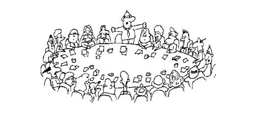 Delegiertenversammlung des DSAB