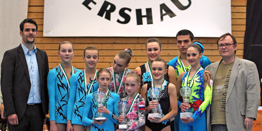 Acro Cup Sieger
