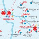 Turnfest: In 28 Minuten nach Viernheim zur Sportakrobatik-DM